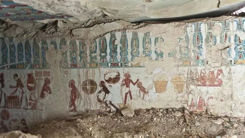 Le cadavre retrouvé serait celui du frère de Sarenput II, l'un des gouverneurs les plus influents de son époque.