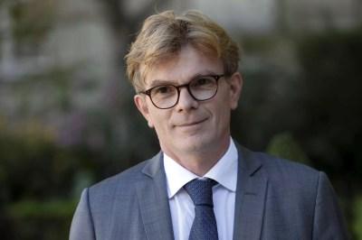 Marc Fesneau élu président du groupe MoDem à l'Assemblée ...
