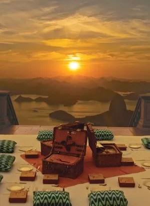 petit dejeuner prive au sommet du corcovado