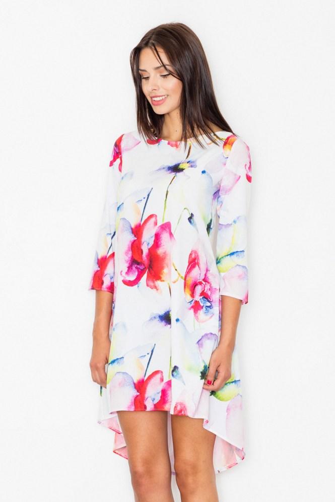 Figl Woman's Dress M497 Pattern 7