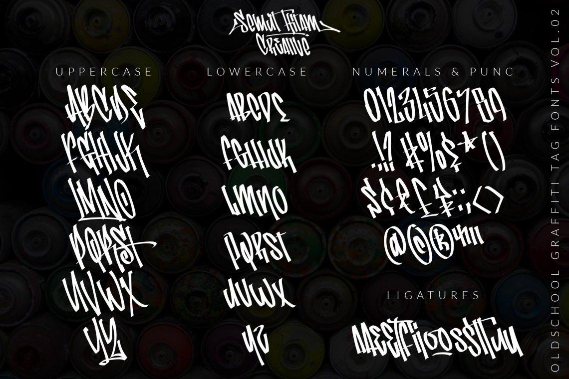 Download Street Wars - OldSchool Graffiti Tag Fonts (565163 ...