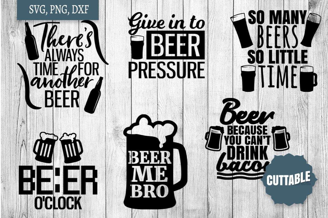 Download Beer Quotes SVG bundle, Beer lover cut files, Beer SVGs ...