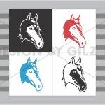 Horse Logo Design Concept E Sport Logo Gaming Logo Gaming Team Sport Logo 33427 Logos Design Bundles