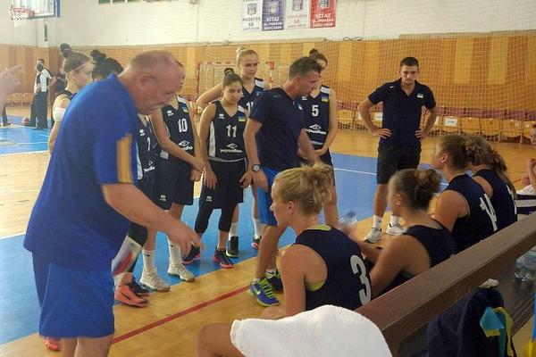 Жіноча збірна України U-16 вдруге перемогла в Словаччині
