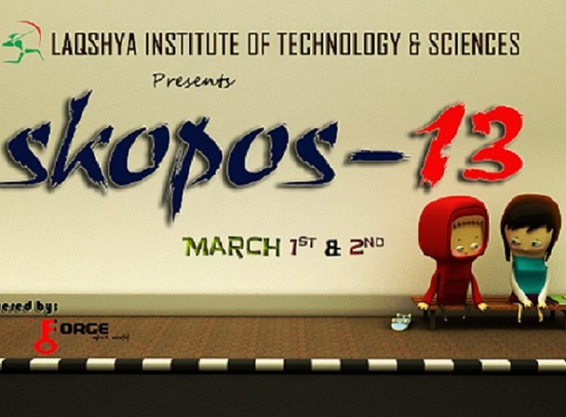 Skopos 13 - Techno Cultural Festival in Khammam from March 1-2, 2013