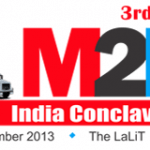 M2M India Conclave 2013 in Mumbai on September 20, 2013