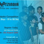 RobotzIndia – Exclusive Robotics Expo, Competition and Exhibition for Students in Schools