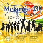 Melange 2013 – Cultural Festival in Uttar Pradesh from November 18-20, 2013