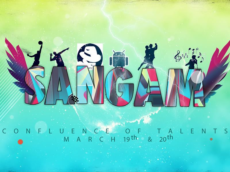 Sangam 2014 - Techno-Cultural Festival in Hyderabad from March 19-20, 2014