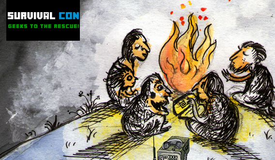 SurvivalCon - Camping Event in Hyderabad from March 28-30, 2014