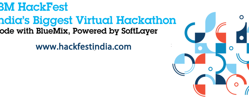 IBM HackFest India's Biggest Virtual Hackathon from August 11-25, 2014