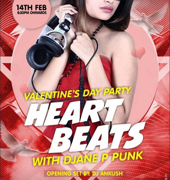 Valentine's Day Party in Hyderabad on February 14, 2015