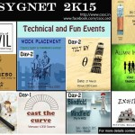 Synget 2015 – Technical Festival in NIT Hamirpur from March 20-22, 2015