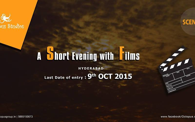 A Short Evening With Films - Scene 20 in Hyderabad on October 13, 2015