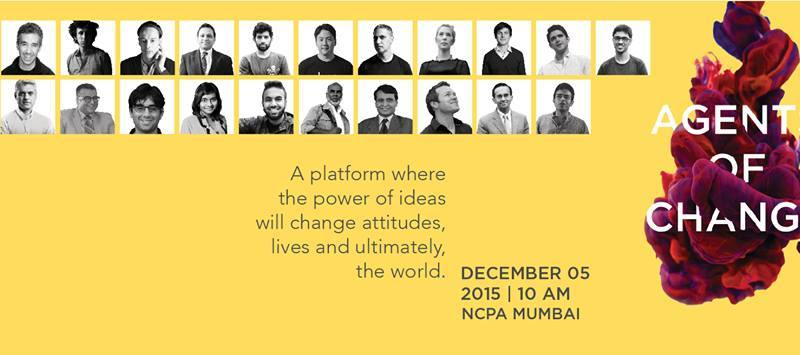 TEDxGateway 2015 - Conference in Mumbai on December 5, 2015
