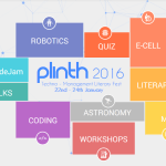 Plinth 2016 – Techno-Management-Literary Festival in Jaipur from January 22-24, 2016