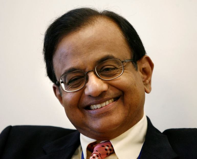 A Year in Opposition - Manthan with P Chidambaram in Hyderabad on March 19, 2016
