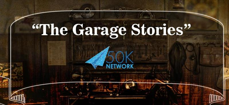 The Garage Stories in Hyderabad on March 13, 2016