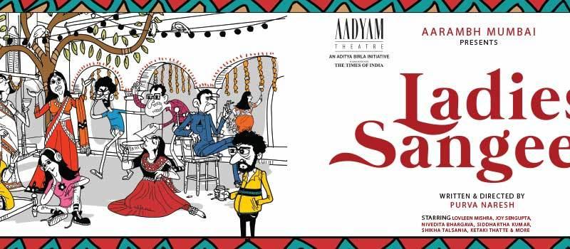 Ladies Sangeet Play in Mumbai from May 14-15, 2016