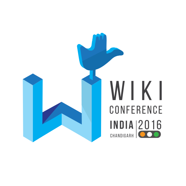 Wiki Conference India 2016 in Chandigarh from August 5-7, 2016