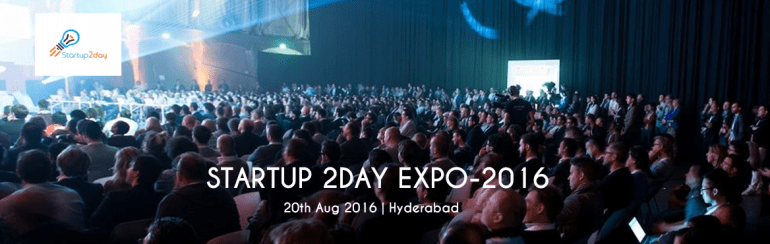 TV5 STARTUP2DAY.IN EXPO-2016 in Hyderabad on August 20, 2016
