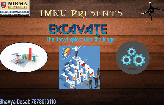 Excavate 2016 - Management Fest in Gujarat from December 2-4, 2016