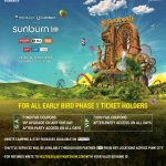 Sunburn Festival in Pune from December 28-31, 2016
