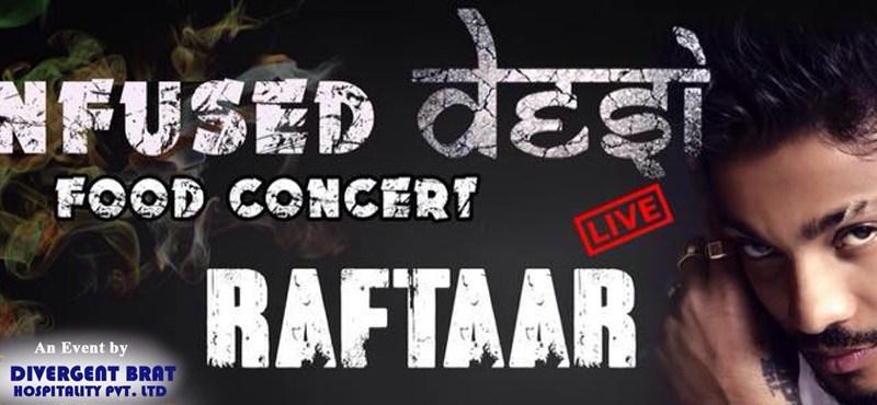 Confused Desi Food Concert 2017 in New Delhi on October 14, 2017