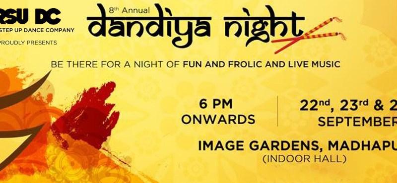 Dandiya Night 2017 by RSUDC in Hyderabad