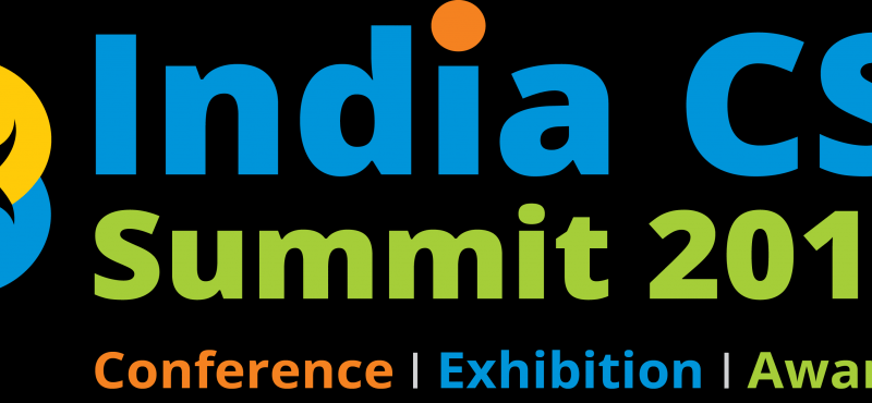 India CSR Summit and Exhibition 2017 in Gurugram from September 18-19, 2017