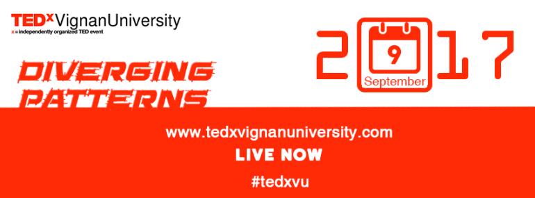 TEDxVignanUniversity in Hyderabad on September 9, 2017