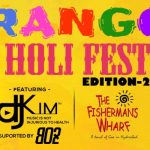 RANGG Holi Fest -Edition 2 with Dj-KIM in Hyderabad on March 2, 2018