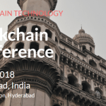 Blockchain Conference in Hyderabad on April 20, 2018