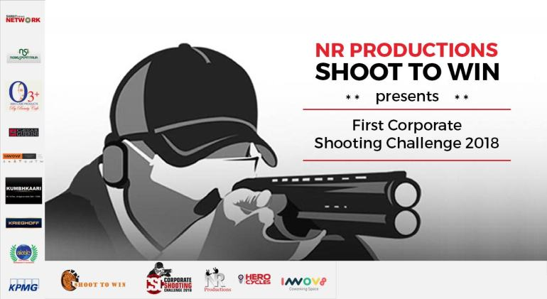Corporate Shooting Challenge 2018 - Participation in New Delhi