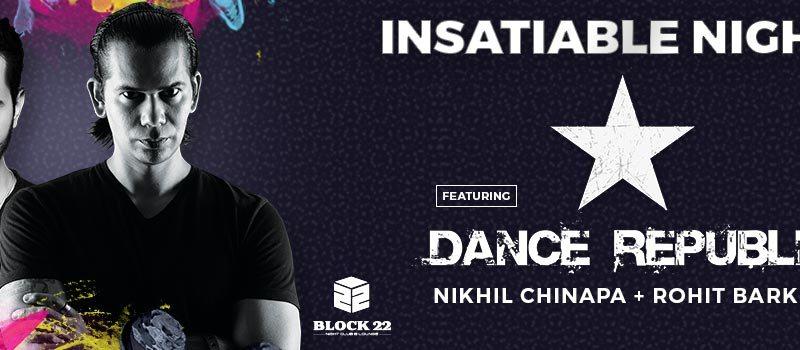Dance Republic Feat. Nikhil Chinapa + Rohit Barker