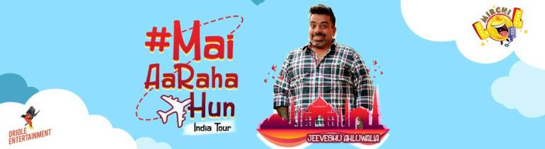 Stand-Up Comedy Show with Jeeveshu Ahluwalia