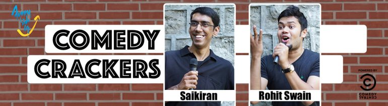 Comedy Crackers - New Material Night in Hyderabad on July 29, 2018