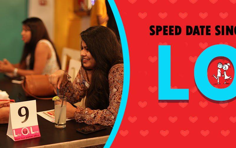 LOL Speed Dating in Kolkata