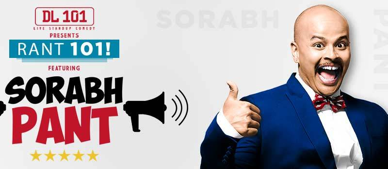 Sorabh Pant Live in Mangalore and Manipal