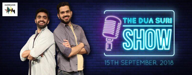 The Dua Suri Show - Standup in Hyderabad