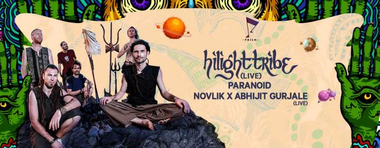 Highlight Tribe Live in Hyderabad