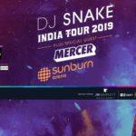Sunburn Arena with DJ Snake in New Delhi