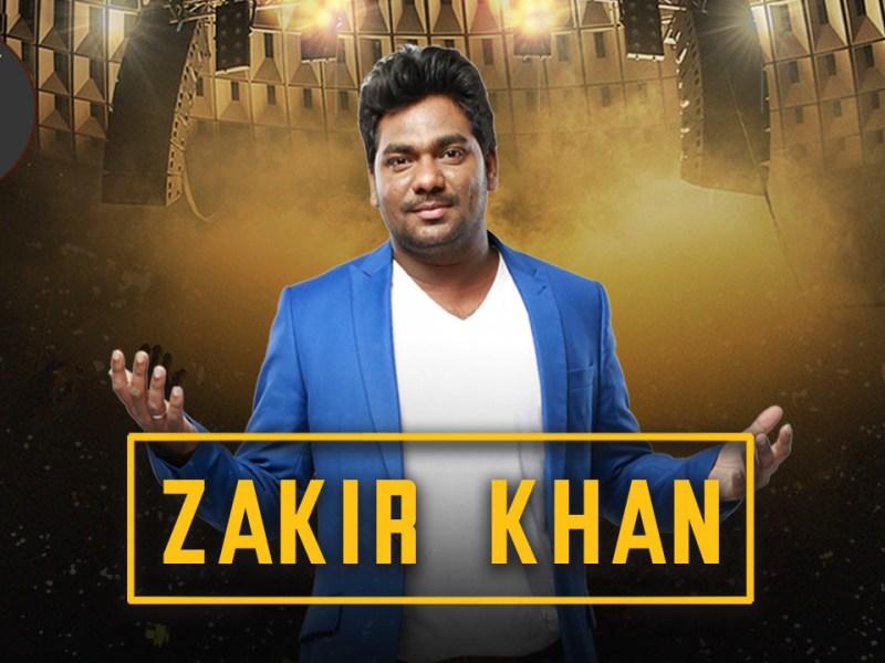 Too Yum Presents Zakir Khan Live in Vijayawada