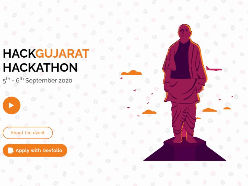 Hack Gujarat - Online Hackathon
