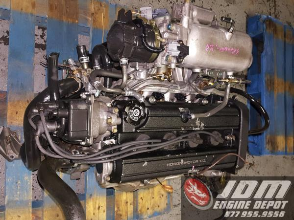 1997 1998 HONDA CRV 2.0L DOHC LOW COMPRESSION HIGH INTAKE