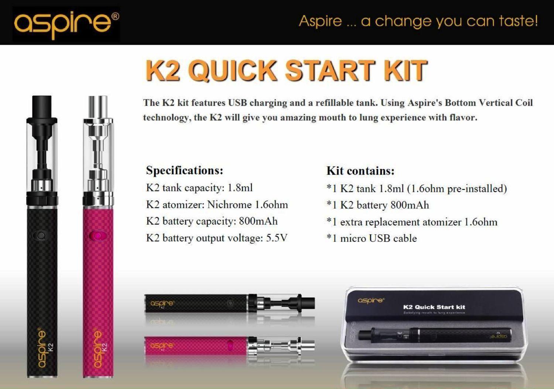 Authentic Aspire Starter Kit