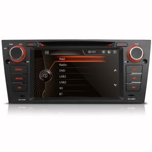 BMW 3 Series Head Unit GPS SatNav Radio Stereo Bluetooth