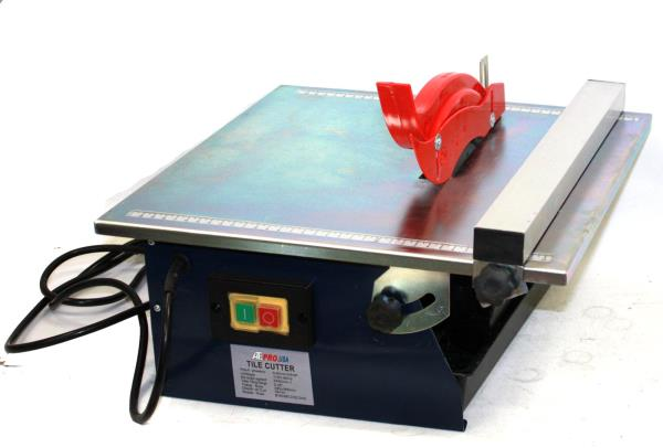 tray tile cutter bench top tile saw ul