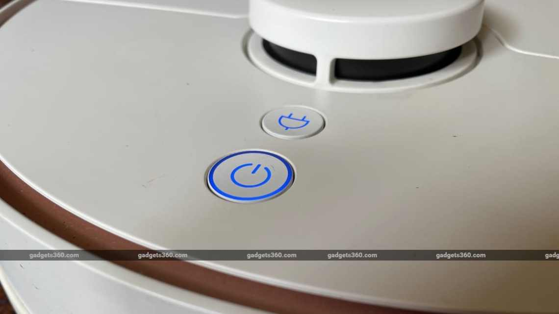 360 s7 robot cleaner review buttons 360 S7