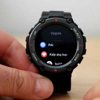 Amazfit T-Rex Pro Hands-On Video Leaked; Specifications, Pricing Tipped
